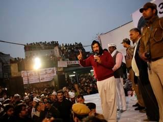 Delhi election and campaigning