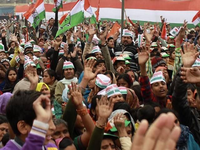 Congress_Rahul Rally_Rahul Gandhi_AAP_Sting_