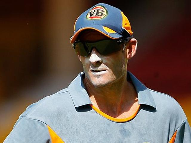 World Cup 2015_Australia_South-Africa_Mike Hussey_