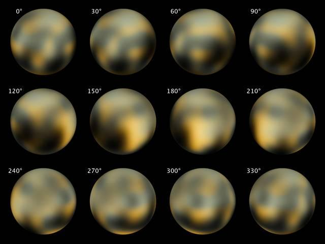 NASA spacecraft beams new images of Pluto
