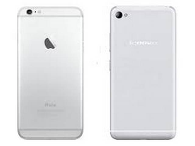 Lenovo's iPhone 6 'clone' launched in India at Rs 19,900