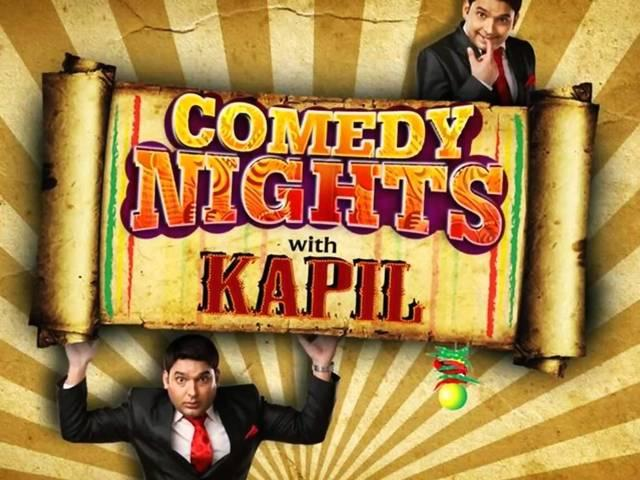 Comedy Nights shoots special episode for Shivratri