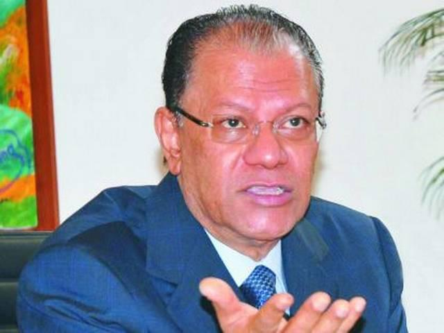 Ex mauritius PM Navin Ramgoolam Arrested