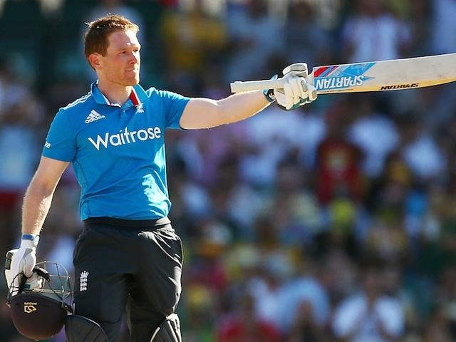 Eoin Morgan_England_Batsmen_World Cup 2015_Bat_