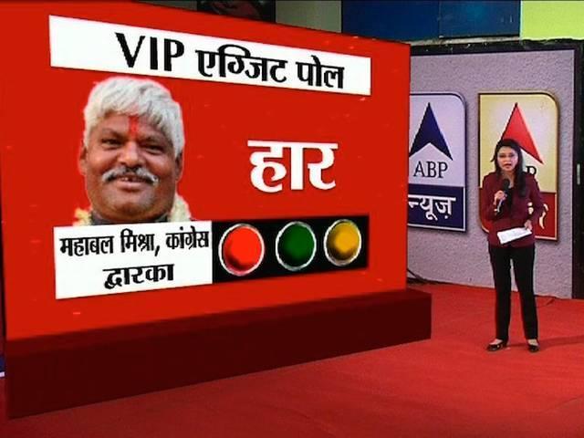 vip exit poll