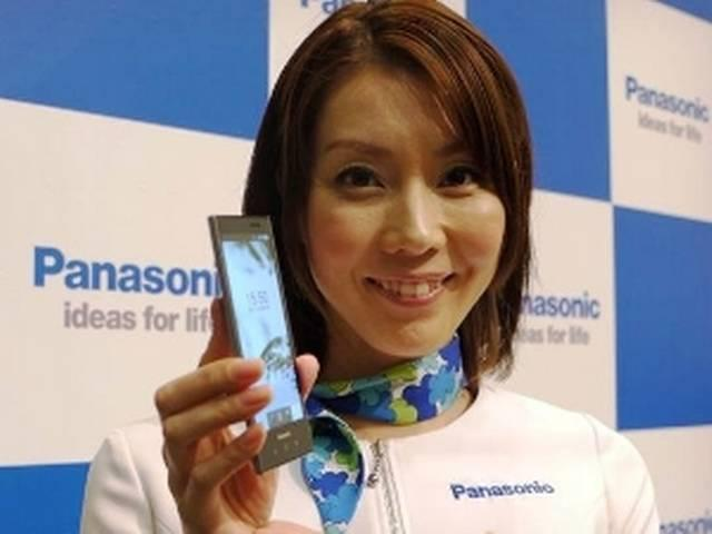 पैनासोनिक ने पेश किया नया एंड्रायड स्मार्टफोन