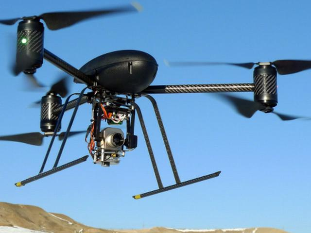chennai: illegal drone seized from a chinese citizen