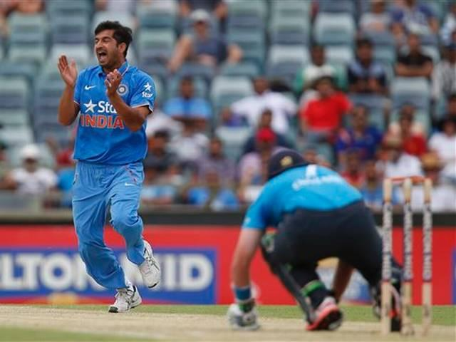 Team India_World Cup 2015_Mohit Sharma_BLUE 15_Champions Trophy