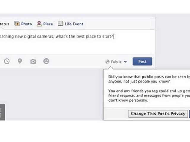 अब टीनेजर्स भी फेसबुक पर कर सकेंगे पब्लिक पोस्ट