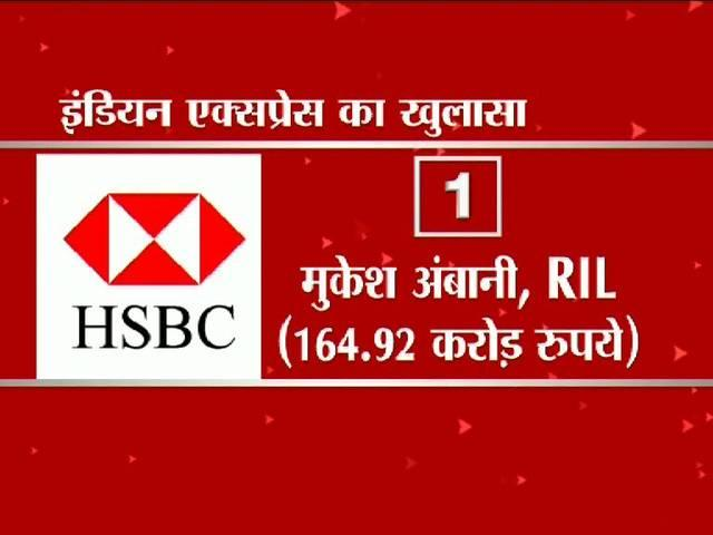 HSBC Indian list just doubled to 1195 names