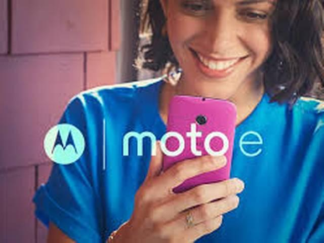 Moto e slash the price up to 1000 rupees