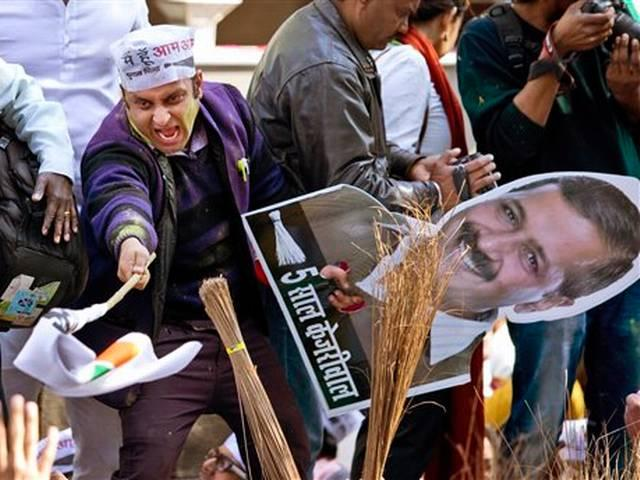 these five issues can be difficult for aap against central govt