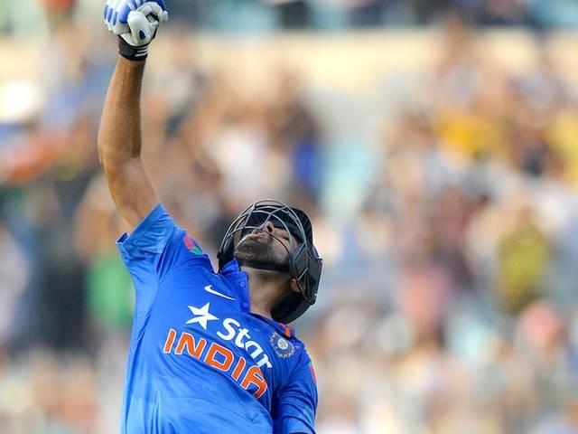 Team India_World Cup 2015_Rohit Sharma_Blue 15_Australia_NewZealand_