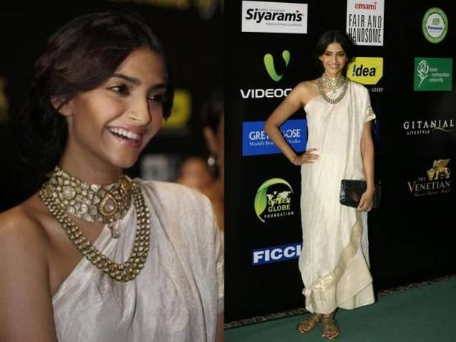 Diamond Necklace Stolen from Bollywood Star Sonam Kapoor's Home