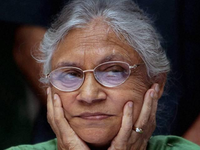 sheila dixit comment on makan