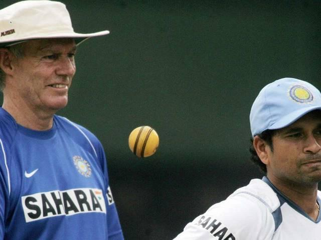 Chappell opens up about fallout with Tendulkar