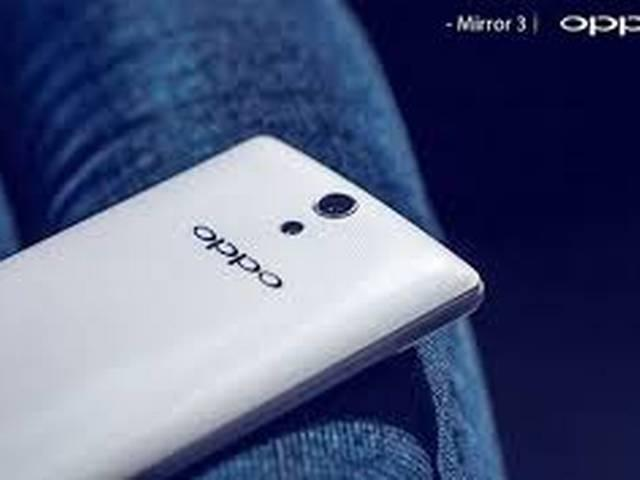 oppo lauched itz new smartphone mirror3