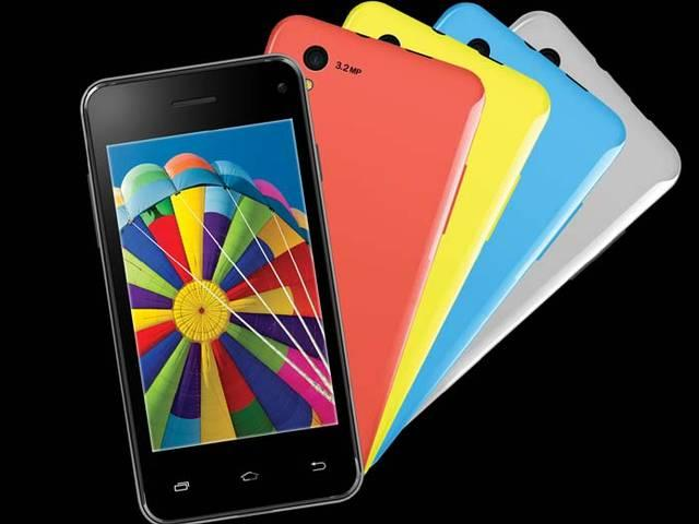 spice launched smartphone Stellar 431