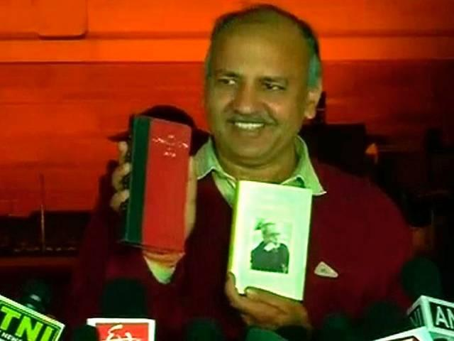 I was shocked by the election result: Sisodia