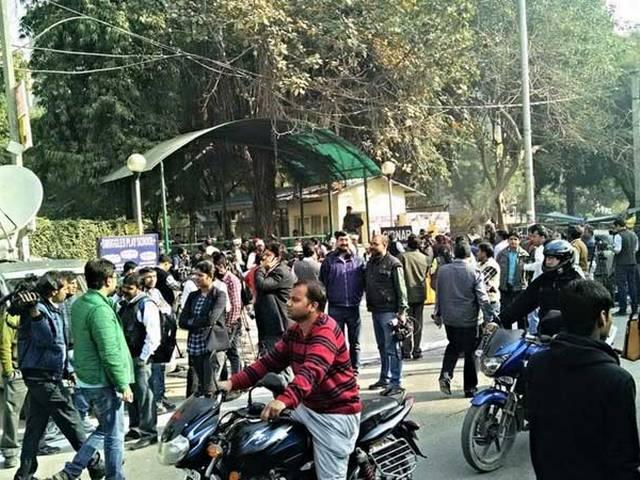 Crazy supportesr of Arvind kejriwal