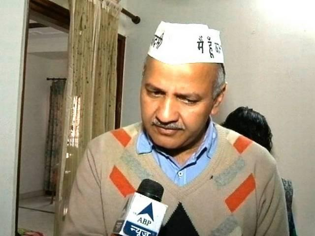 manish sisodia_election_delhi assembly_arvind kejriwal_aam aadmi party_