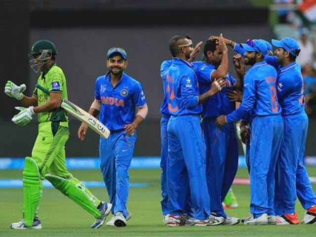 India beat Pakistan by 76 runs