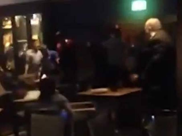 4 injured as India, Pak fans clash in Sydney Club