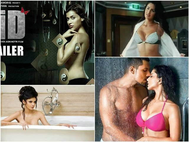 Bollywood Debuts_bold scene_