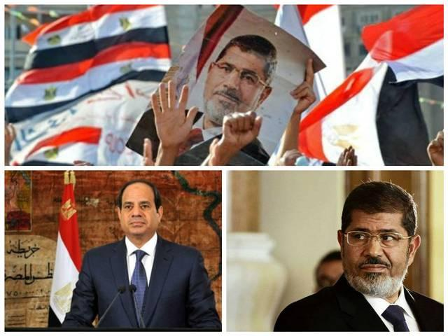 Egypt: army court to run trail against former president mohammed morsi and 198 others