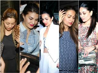 Bollywood celebrities attend Zoya Akhtar party