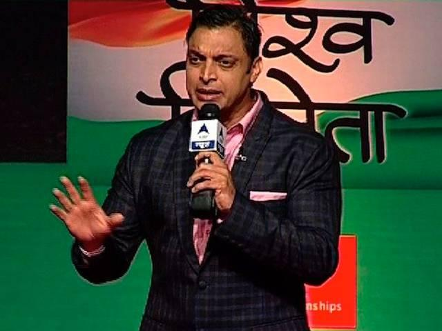 Team India_Pakistan_World Cup 2015_Shoaib Akhtar_Vishwa Vijeta