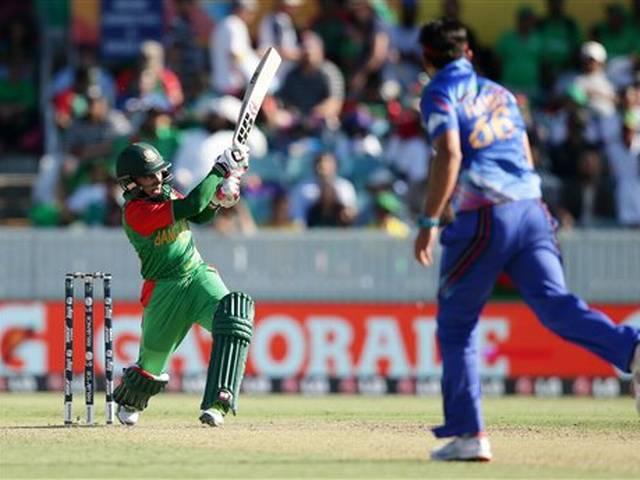 Bangladesh beat debutants Afghanistan by 105 runs