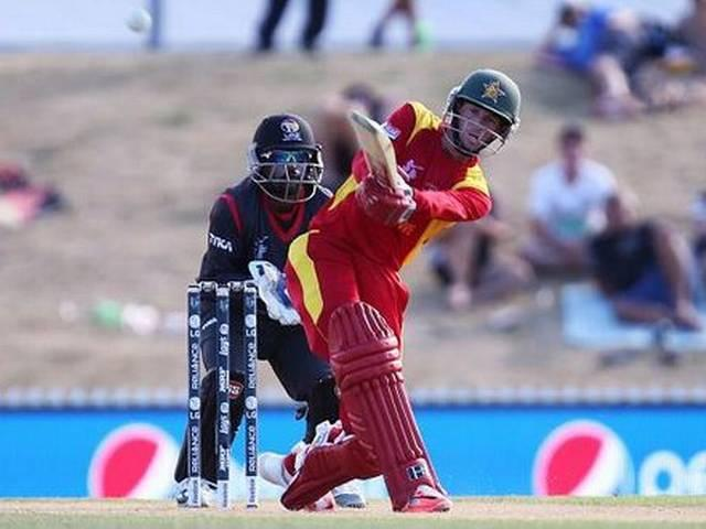 Vishwa Vijeta_World Cup 2015_Zimbabwe_UAE_Group B