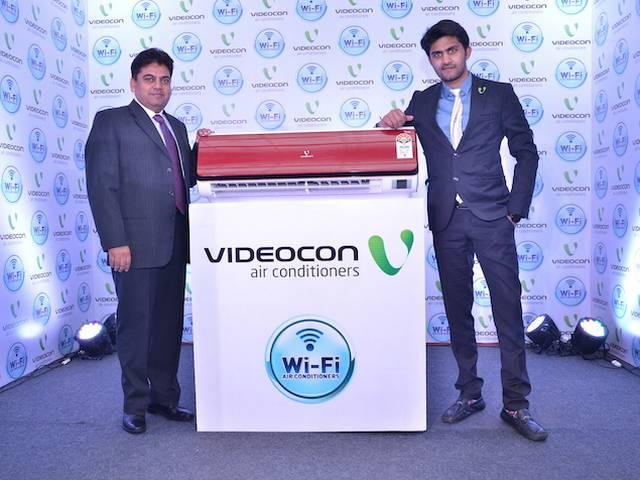 Videocon Launches Range of Wi-Fi Enabled ACs