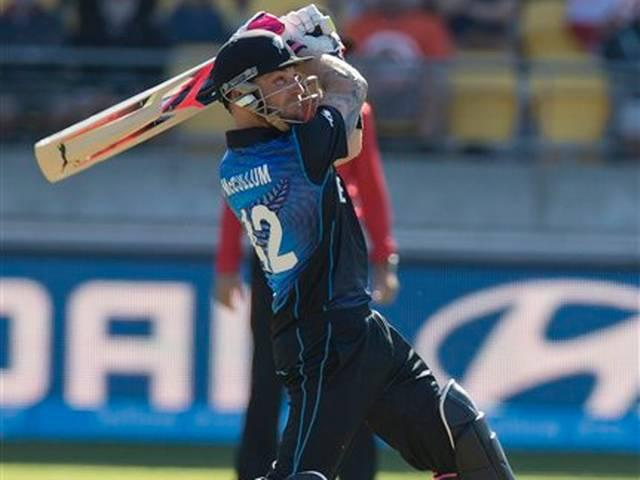 McCullum's quickest fifty, Southee's 7/33 in NZ's big win