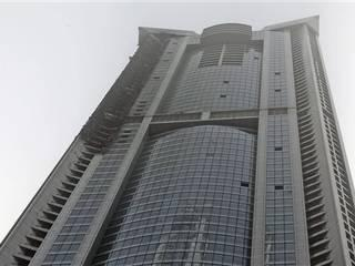 Fire erupts at Torch tower in Dubai