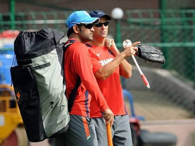 Team India_South Africa_World Cup 2015_Mahendra Singh Dhoni_Gary Kirsten_
