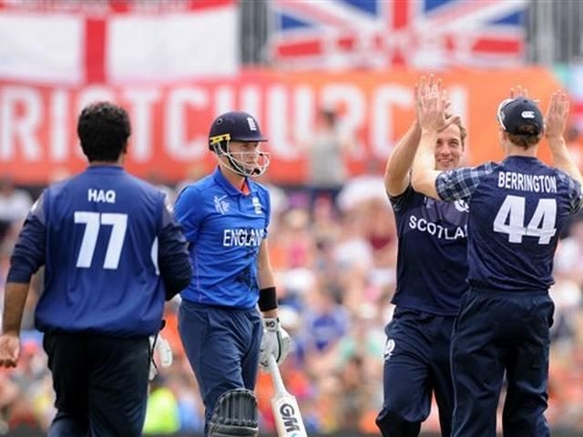 Ali 128 propels England to 303 for 8 against Scotland