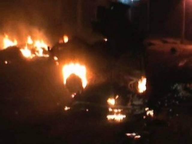 यूपी: दो पक्षों में हिंसा के बाद कर्फ्यू लगाया गया