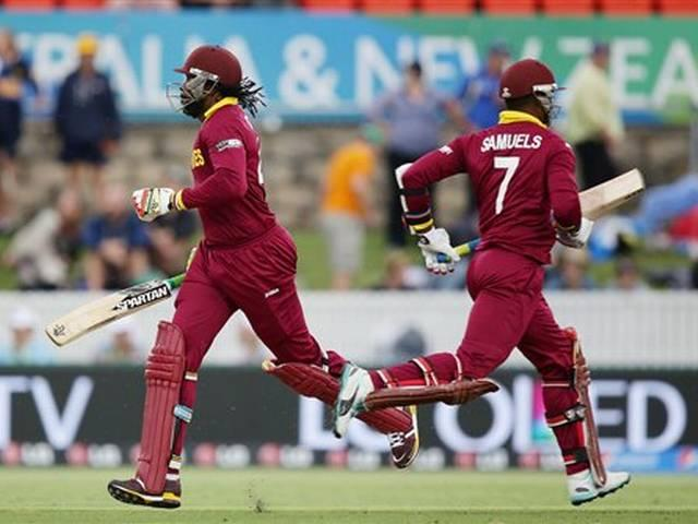 Chris Gayle hits first-ever World Cup double hundred