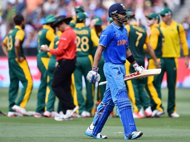 Team India_South Africa_World Cup 2015_Tweets_