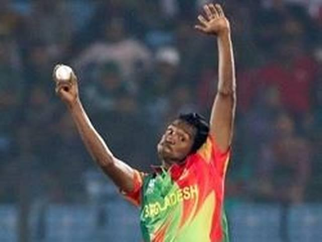 World Cup 2015: Bangladesh paceman Al-Amin Hossain not kicked out for meeting bookie