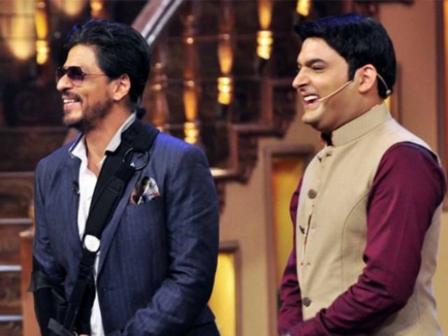 kapil sharma_comedy nights with kapil_shah rukh khan_