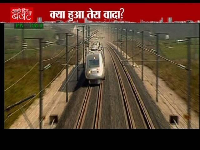 Bullet Train_Narendra Modi_Abp News_Rail Budget_