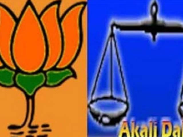SAD-BJP alliance sweeps civic polls in Punjab
