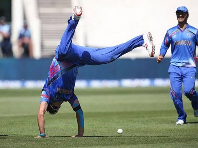 World Cup 2015_Afghanistan_Poster Boy_Wall Street Journal_Kumar Sangakkara_Sri Lanka