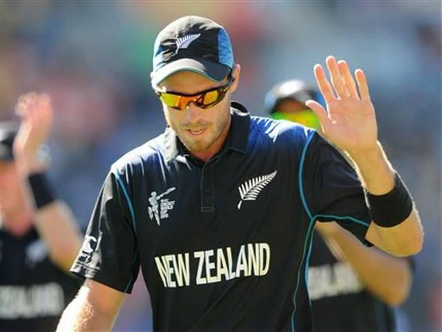 brendon mccullum says tim southee is fit