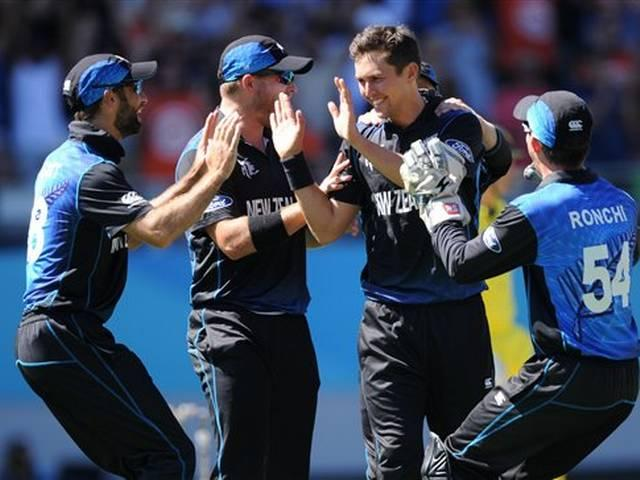 Australia_New Zealand_World Cup 2015_Record and Facts_