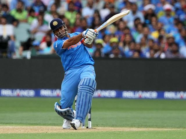 FOOTBALL_CAPTAIN_WORLD CUP 2015_MS DHONI