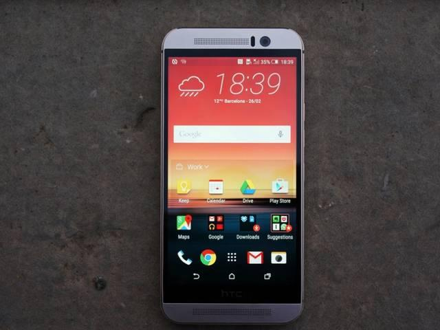 HTC One M9 Faces Off With Powerful Galaxy S6
